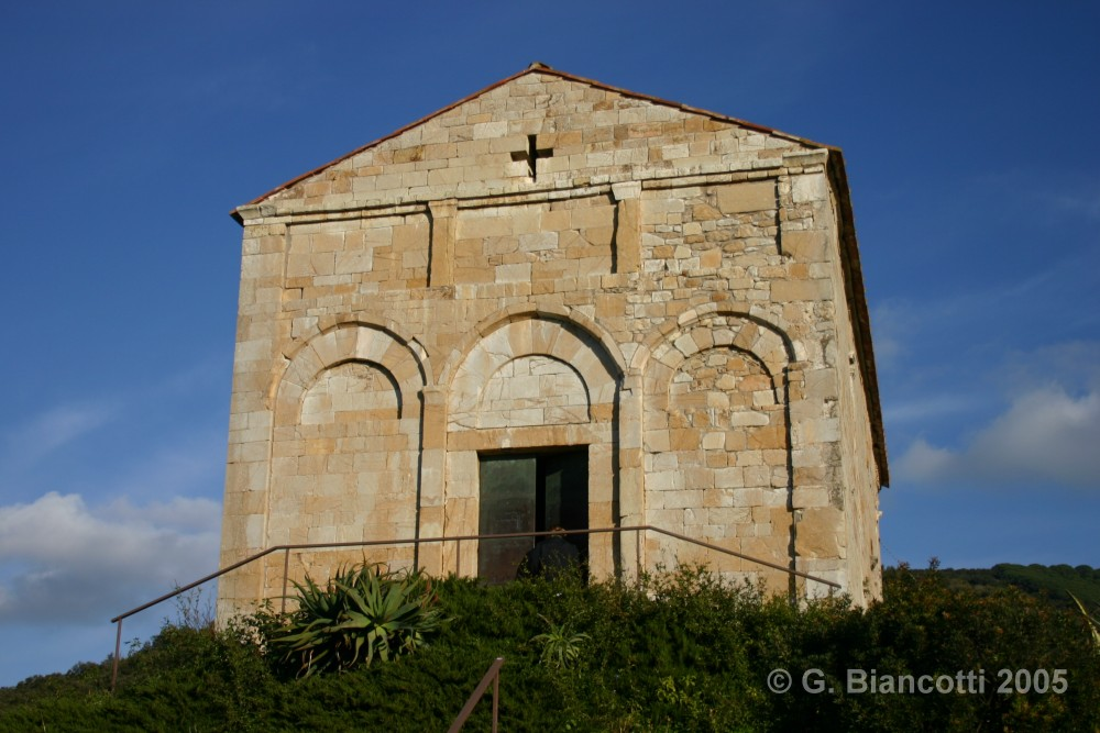 Romanesque Church of Santo Stefano alle Trane