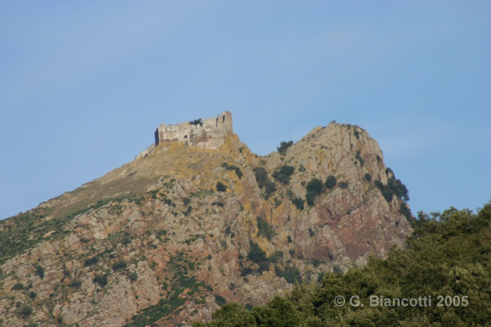 The Volterraio Castle