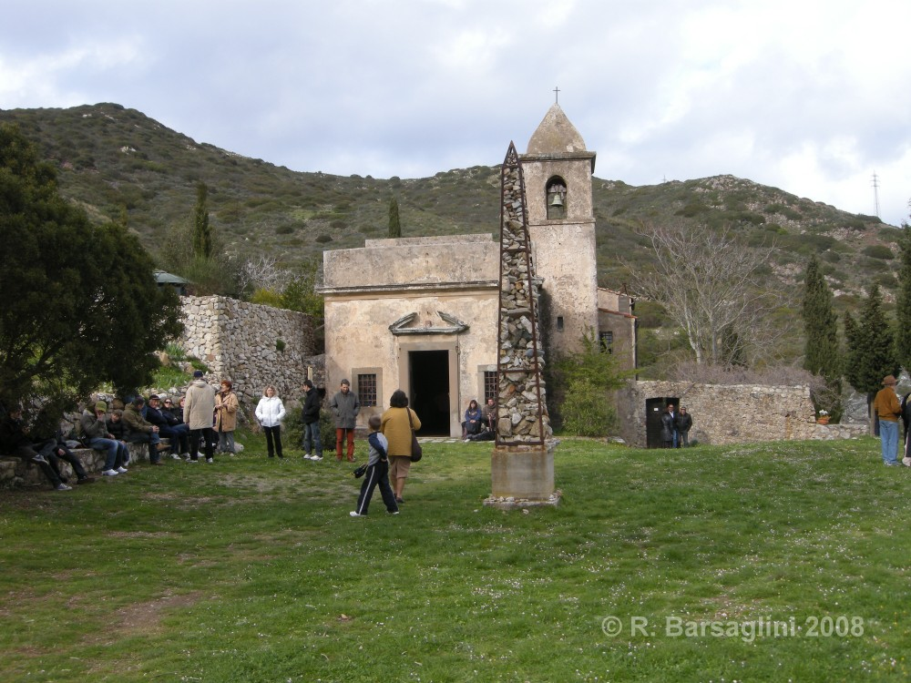 The Hermitage of Santa Caterina
