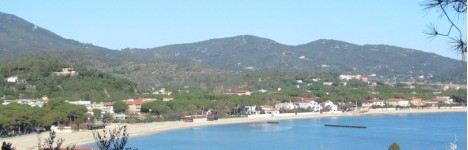 Restaurants and pizzerias in Marina di Campo